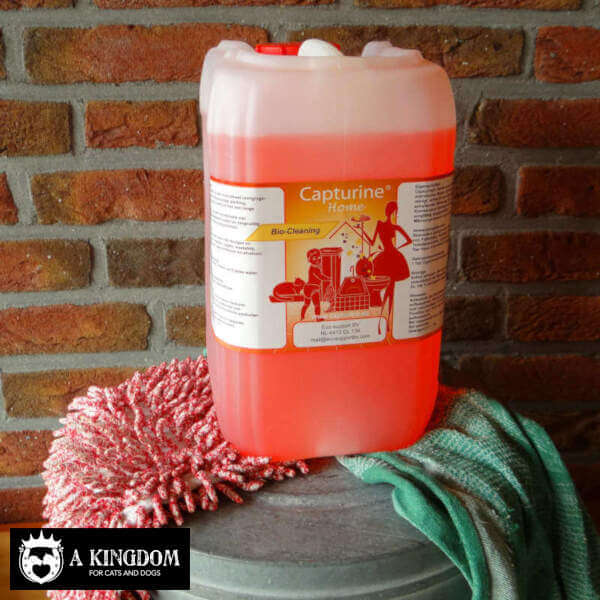 Capturine® Home Bio-Cleaning 5 Ltr.