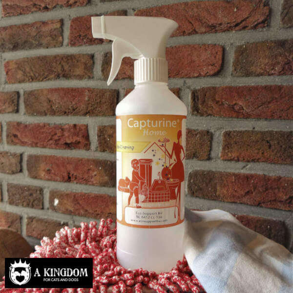 Capturine® Home Bio-Cleaning spray fles