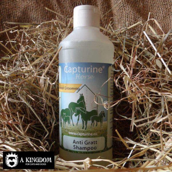 Natuurlijke vachtverzorging shampoo voor Paard en Pony