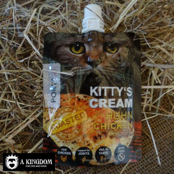 Kitty Cream Chicken