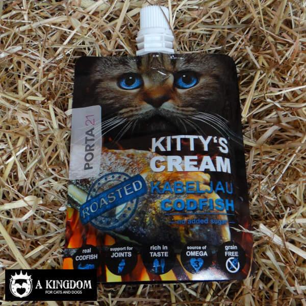 Kitty Cream Codfish