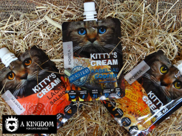 Katten Snacks Kitty Creams