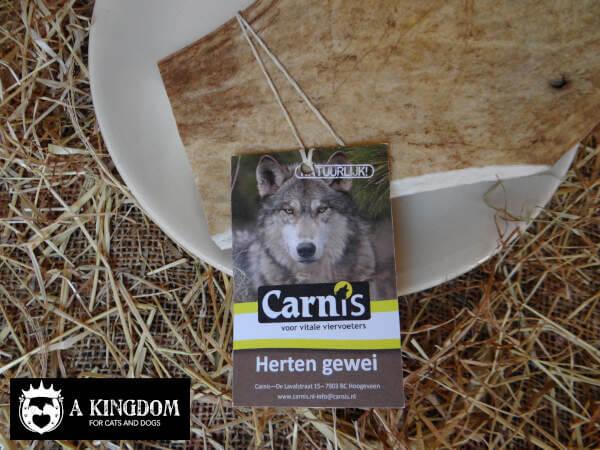 Carnis hondenkluif hertengewei