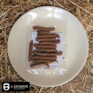 Snack voor Hond kat Carnis Lam sticks