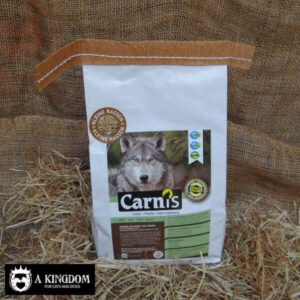 Carnis geperste hondenbrok voor puppy's & kleine hondjes Lam