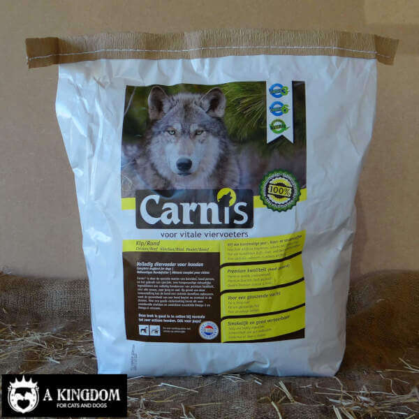 Carnis geperste hondenbrok Kip/Rund