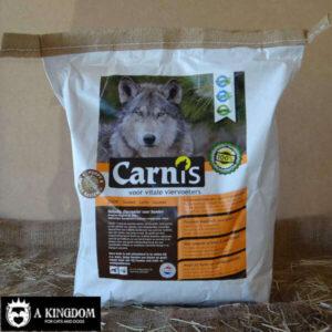 Carnis kleine geperste hondenbrokjes Zalm