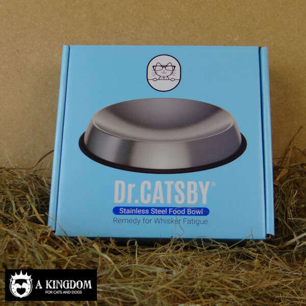 Dr. Catsby's Food Bowl, Whisker Friendly
