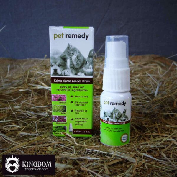 Pet Remedy rust gevende spray 15ml