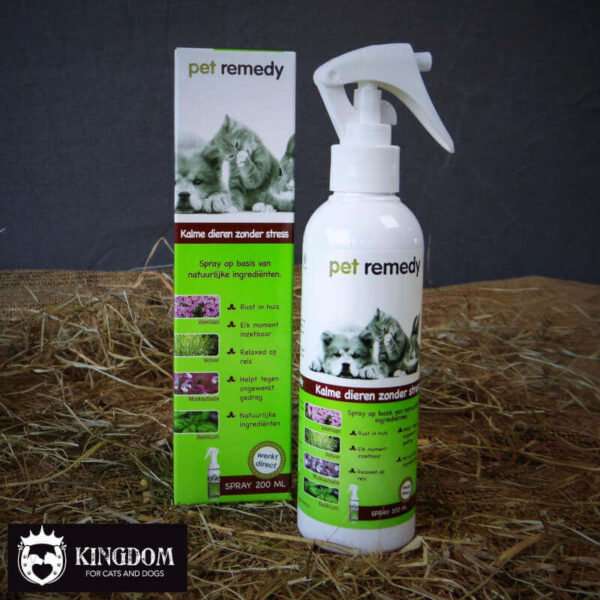Pet Remedy rust gevende Spray 200ml