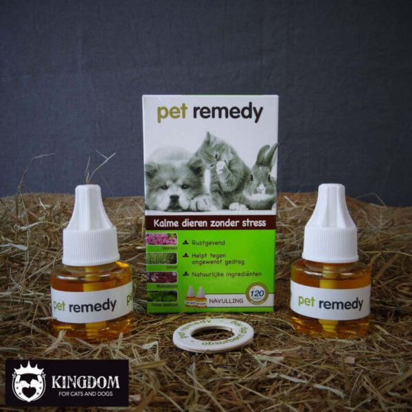 Pet Remedy rust gevende navuling