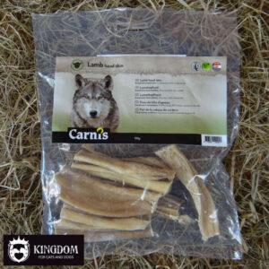 Snack Hond Carnis Lamskophuid
