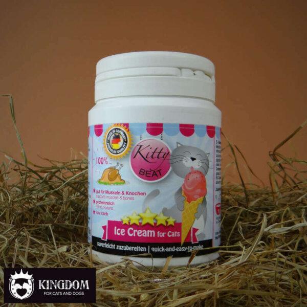 Kitty Beat Ice Cream, ijs voor dieren.