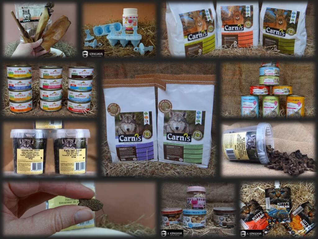 categorie voeding voor hond & kat