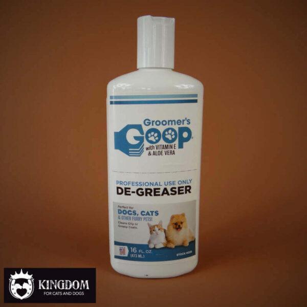 De-greaser Groomers Goop-Liquid