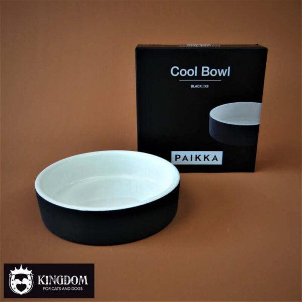 Waterbak Paikka Cool Bowl Black XS