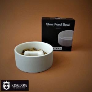 Voerbak Paikka Cool Slow Feed Concrete M