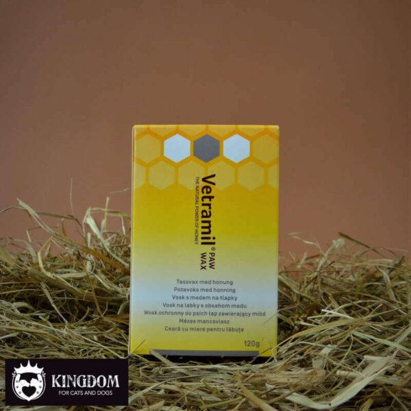 Apotheek voor dieren Vetramil Honing PawWax