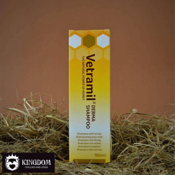 Apotheek voor dieren Vetramil Honing Shampoo