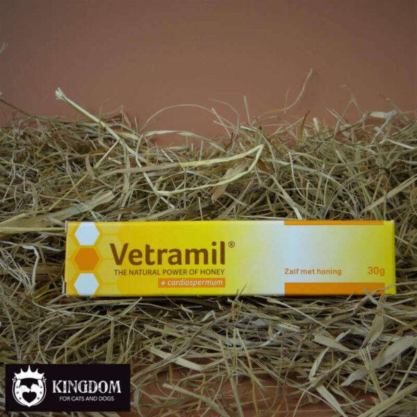 Apotheek voor dieren Vetramil Honing Zalf