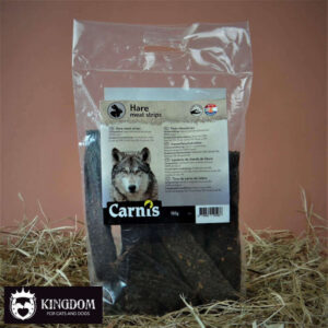 Snack Hond Kat Carnis vlees strips Haas