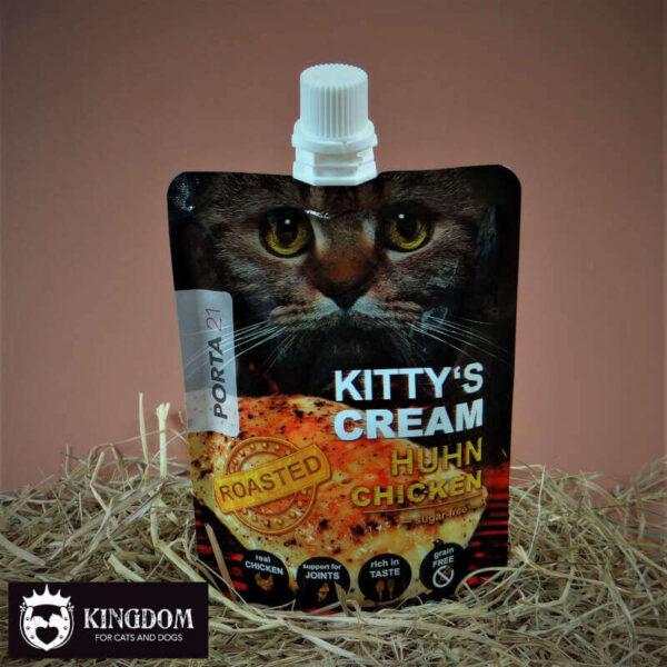 Snack kat Kitty's Cream chicken