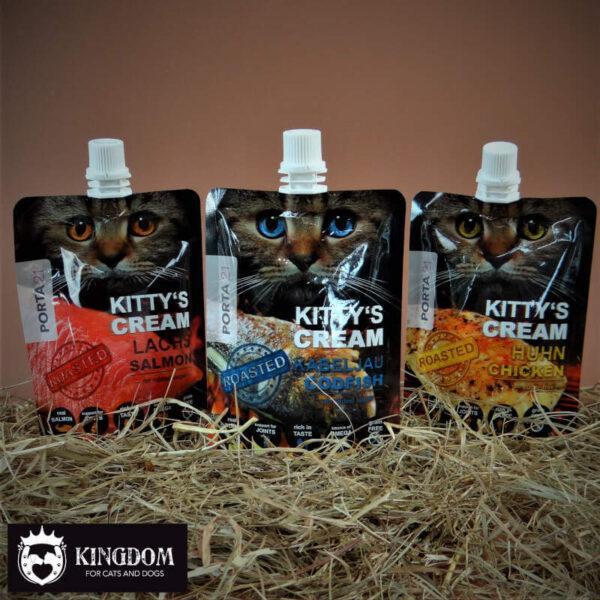 Snack kat Kitty's Cream