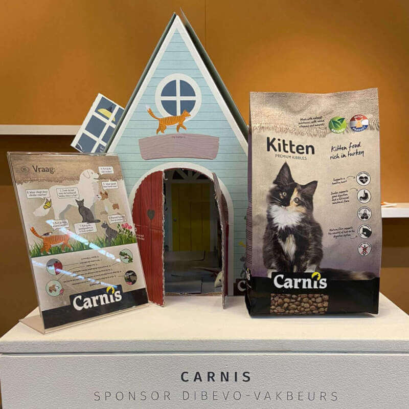 Carnis kitten & puppy pakket