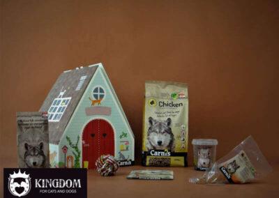 Carnis Puppypakket playhouse