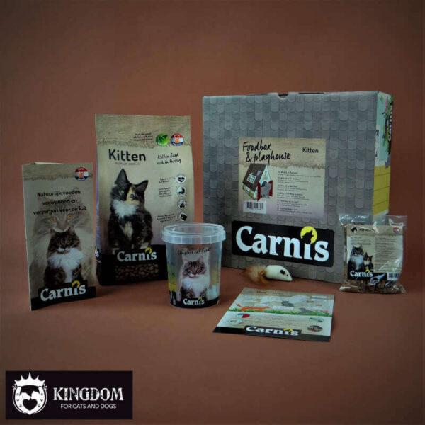 Kittenpakket playhouse van Carnis